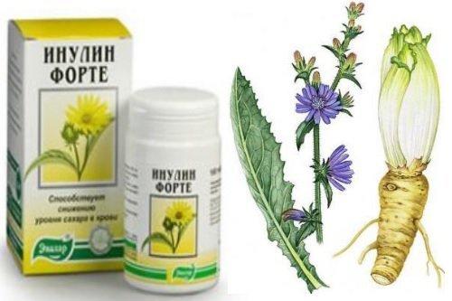 Инулин в качестве пребиотика: польза, список продуктов и БАДов