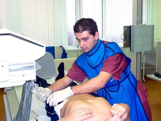 Фистулография свища: что показывает, подготовка и проведение