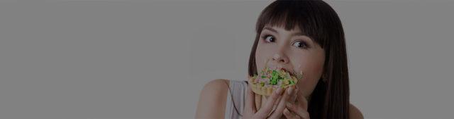 Онлайн тест на компульсивное переедание