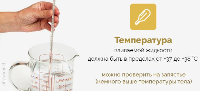 Клизма спринцовкой для очищения кишечника в домашних условиях
