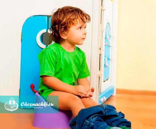 Энкопрез у детей: причины, виды симптомы и методы лечения