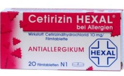 Антигистаминные препараты: список средств и особенности их применения