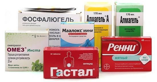 Гастропротекторы: список препаратов и их применение