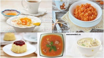 Безглютеновая диета: список продуктов и меню на неделю