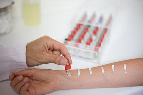 Имеется ли у вас пищевая аллергия? - Пройти онлайн-тест!