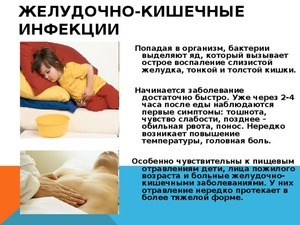 Возбудители кишечных инфекций, их характерные симптомы и лечение