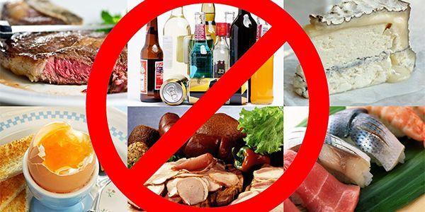 Диета при диарее у взрослого: принципы питания и меню на неделю